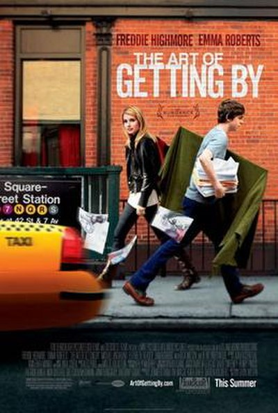 Picture of a movie: The Art Of Getting By