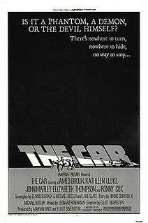 <i>The Car</i> 1977 film by Elliot Silverstein