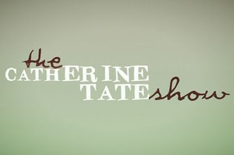 The Catherine Tate Show - Title card, as seen from Series 2 onwards.