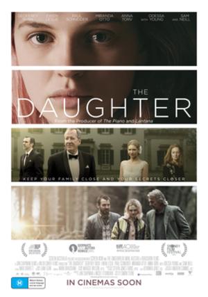 The Daughter (2015 film) - Film poster