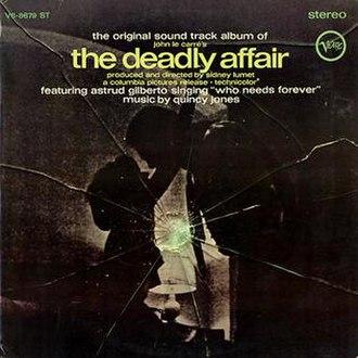 The Deadly Affair - Image: The Deadly Affair (album)