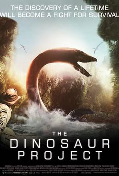 Picture of a movie: The Dinosaur Project