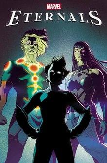 Eternals Comics Wikipedia