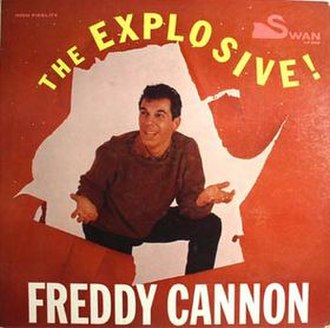 The Explosive Freddy Cannon - Image: The Explosive Freddy Cannon