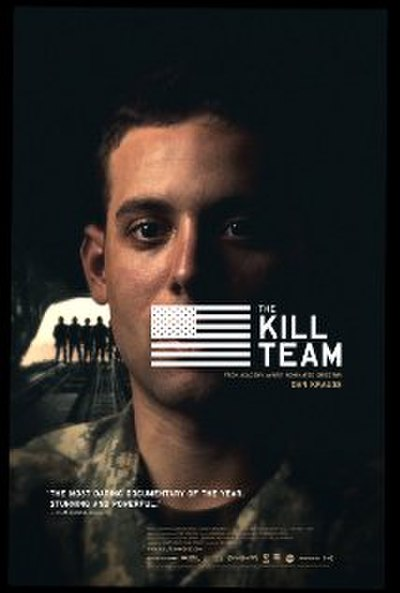 Picture of a movie: The Kill Team