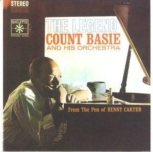 The Legend (Count Basie album) - Image: The Legend (Count Basie album)