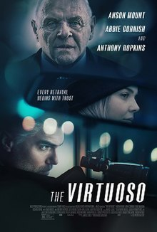 The Virtuoso 2021 USA Nick Stagliano Anson Mount Abbie Cornish Anthony Hopkins  Action, Crime, Thriller