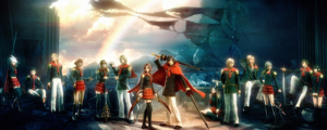 Characters of the Final Fantasy Type-0 universe - The fourteen members of Class Zero in Final Fantasy Type-0.