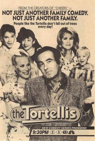 The Tortellis - Series premiere print advertisement