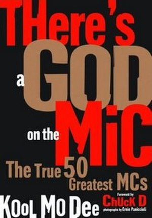 There's a God on the Mic - Image: Theres A God On The Mic
