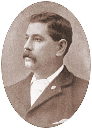 Will Thorne - Will Thorne as he appeared around the turn of the twentieth century.