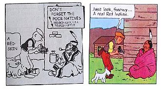 Tintin in America - Farr