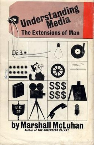 Understanding Media - Cover of the first edition