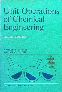<i>Unit Operations of Chemical Engineering</i>