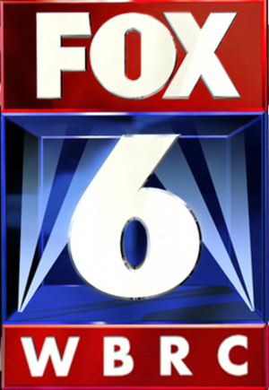 WBRC - WBRC logo, used from November 2006 (as a Fox owned-and-operated station) until August 2015.