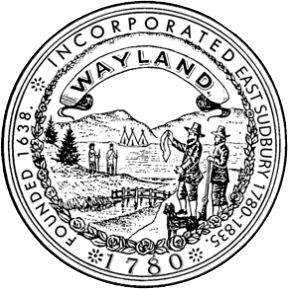 Official seal of Wayland, Massachusetts