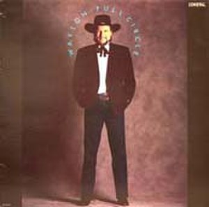 Full Circle (Waylon Jennings album) - Image: Waylon Jennings Full Circle