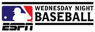 Wednesday Night Baseball - Image: Wednightbaseball