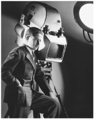 William Daniels (cinematographer) - Promotional Portrait