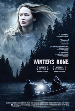 Winter's Bone - Theatrical release poster