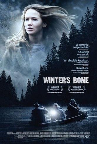 Winter's Bone - Theatrical release poster
