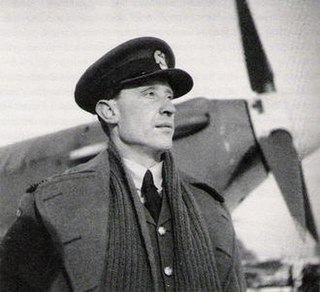 Witold Urbanowicz Polish flying ace and general