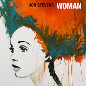 Woman (Jon Stevens album) - Image: Woman by Jon Stevens