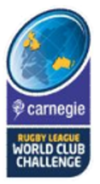 2007 World Club Challenge - Image: World Club Challenge Rugby League