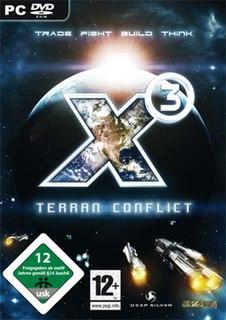 <i>X3: Terran Conflict</i> video game