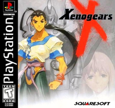 Picture of a game: Xenogears