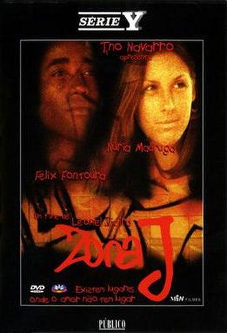 Zona J - Image: Zona J(1998 film) boxart
