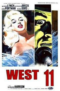 <i>West 11</i> 1963 British film directed by Michael Winner