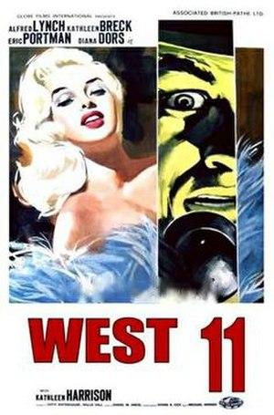 """West 11 - Image: """"West 11"""" (1963)"""