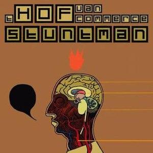 Stuntman ('t Hof van Commerce album) - Image: 't Hof van Commerce Stuntman cover