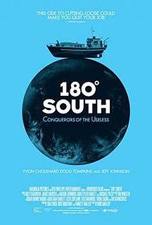 <i>180 Degrees South: Conquerors of the Useless</i> 2010 film