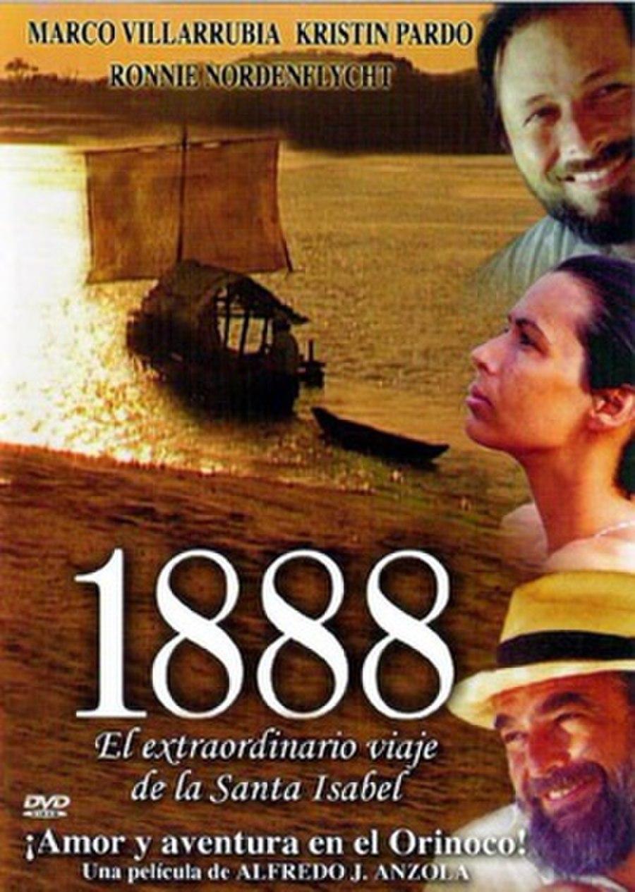 1888: El Extraordinario Viaje de Santa Isabel