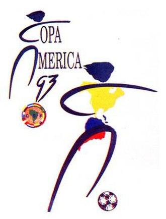 1993 Copa América - Image: 1993 Copa América logo