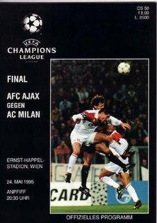 1995 UEFA Champions League Final association football match
