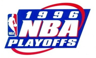 1996 NBA Playoffs - Image: 1996NBAPlayoffs