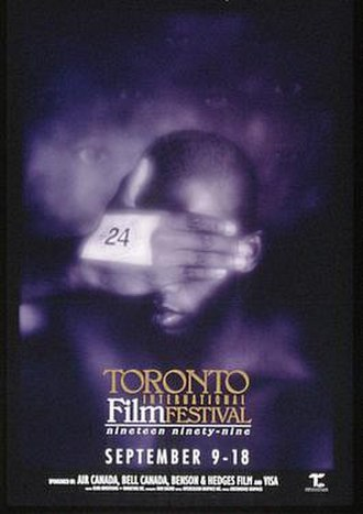 1999 Toronto International Film Festival - Festival poster