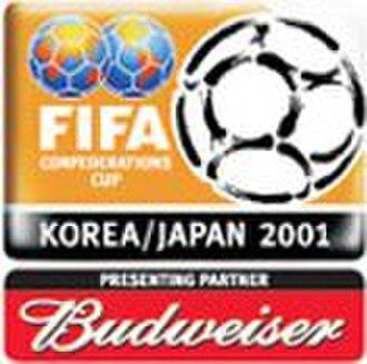 2001 FIFA Confederations Cup - Image: 2001 FIFA Confederations Cup