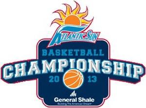 2013 Atlantic Sun Men's Basketball Tournament - 2013 Atlantic Sun Tournament Logo