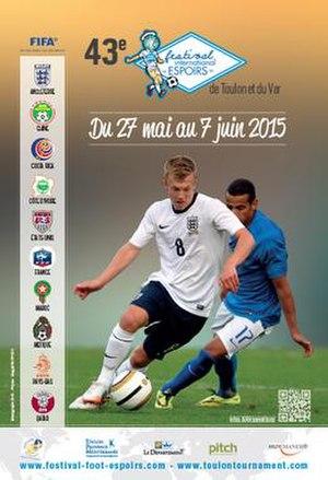 2015 Toulon Tournament - Image: 2015 Toulon Tournament