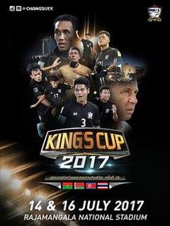 2017 Kings Cup