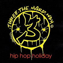 "3 The Hard Way ""Hip Hop Holiday"" cover art.jpg"