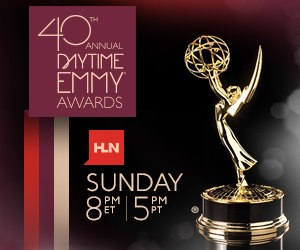 40th Daytime Emmy Awards - Promotional poster