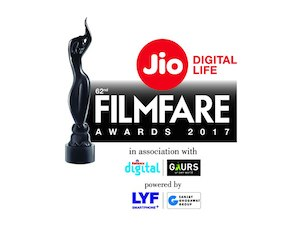 62nd Filmfare Awards - 62nd Filmfare Awards