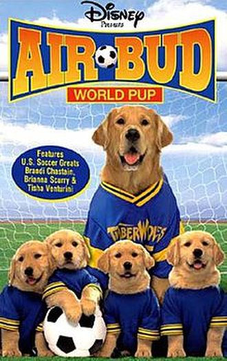 Air Bud: World Pup - DVD cover art