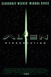 <i>Alien Resurrection</i> 1997 American science-fiction film