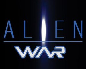 Alien War - Alien War logo for 2007
